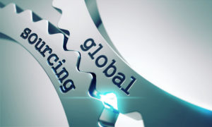 global sourcing for parts